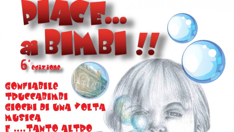 PIACE… ai BIMBI!! 2017