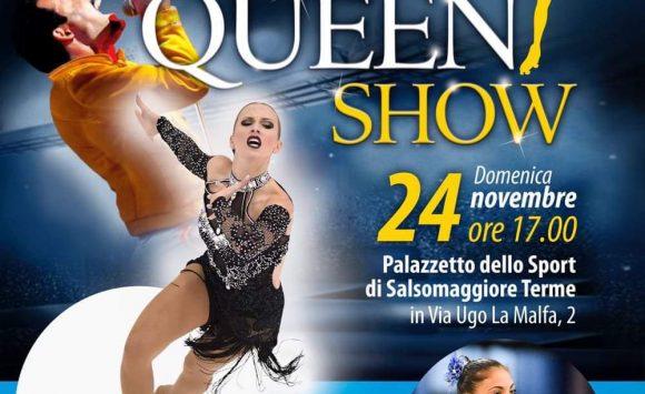 PATTINAGGIO ARTISTICO, Galà solidale a Salsomaggiore Terme con 250 atleti