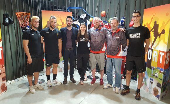 """Riflettori accesi sul pattinaggio artistico: Cecilia Pizzagalli e Alessandro Bozzini a """"Zona Sport"""""""